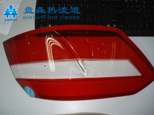 汽车尾灯模具产品